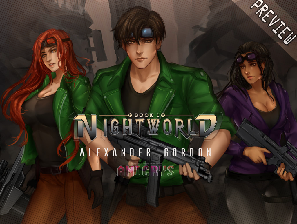 CM: Nightworld [Cover Preview]