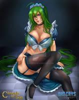 CM: Felucia [ Chronicles of Eden - Season II ] by AniCrys