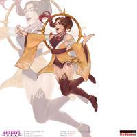 Hodamee: Julka by AniCrys