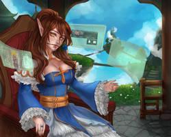 CE: Archbishop Ragnarok Online by AniCrys