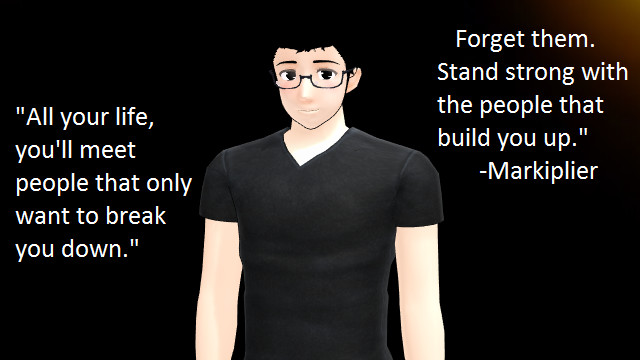 Markiplier quote by 256NatLiz