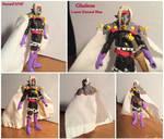 Ghaleon Custom Action Figure by SATAMfanFF