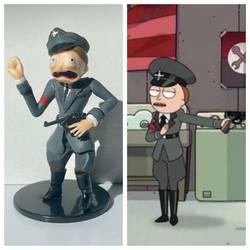Fascist Morty Figurine by SATAMfanFF