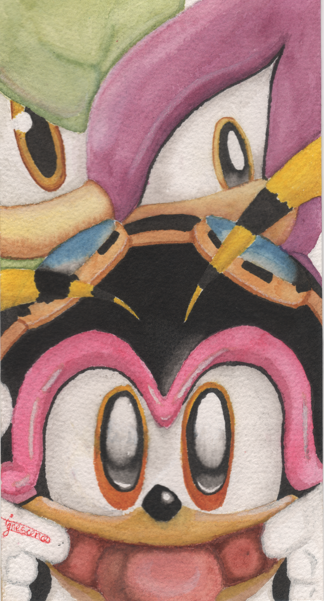 Team Chaotix by IgnescenceArmy