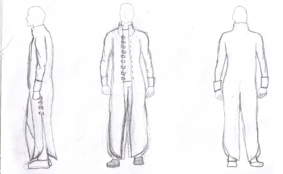 The God's New Clothes by KivaShirogane