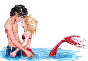 The Little Mermaid by chocolatesketch