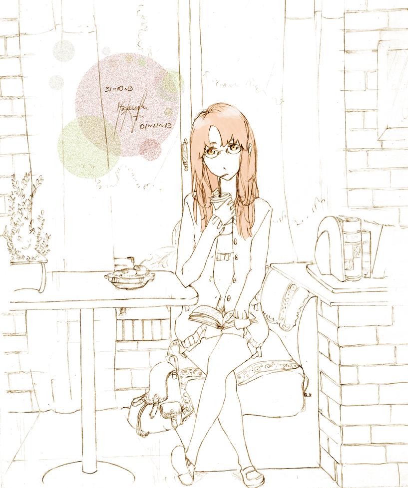 Lectura ~ by akeru-no-haru