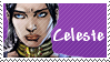 Celeste Stamp by Gallant-Warrior