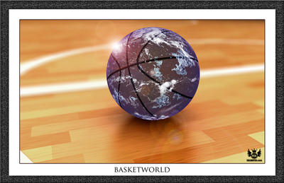 Basketworld by ArtOfPedL