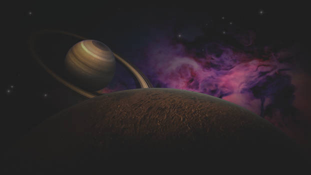 A New Dawn Celestial Scenery