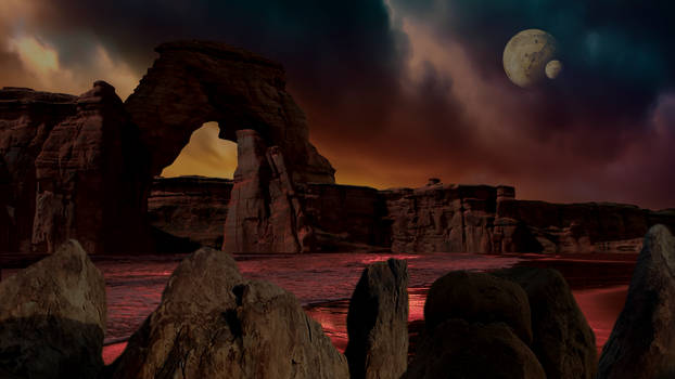Ancient Rhea
