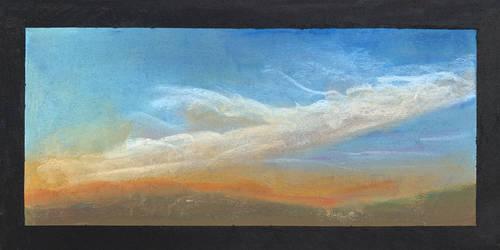 7-Minute Pastel Landscape (2021)