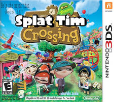 Splat Tim Crossing: New Woomy