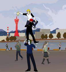 Being Big in Japan by Astorite