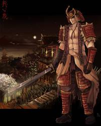 Red Nightfall by regzo