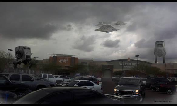 Star Wars Photo Manipulation
