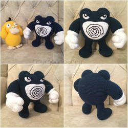 Poliwrath (with pattern)