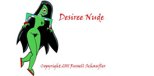 Desiree Nude by kingfisher13