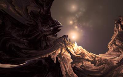 ivory tower (fairytale ver. 2, rerender) by etomchek