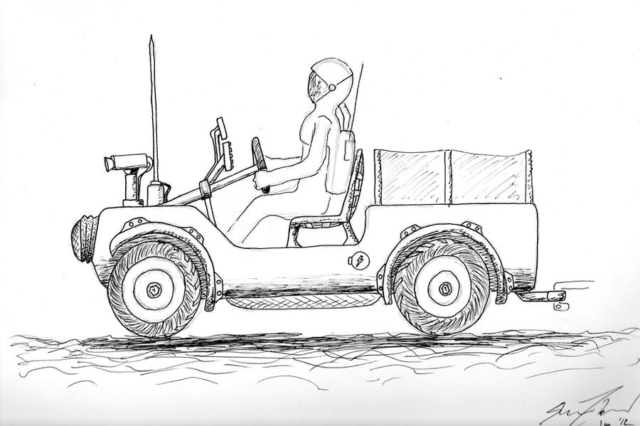 My Moon Buggy by Sheighness on deviantART
