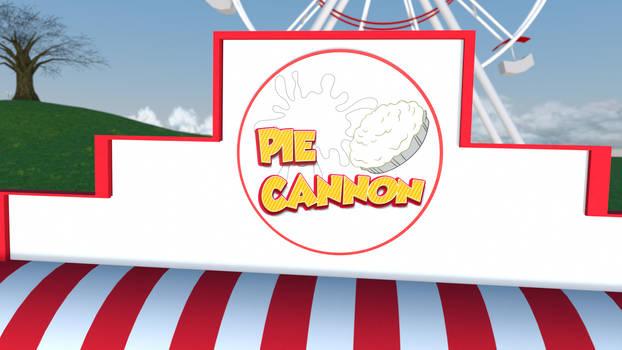 Pie Cannon 1