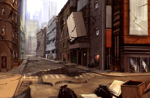 Crysis by JoakimOlofsson
