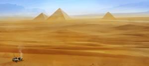 Pyramids by JoakimOlofsson