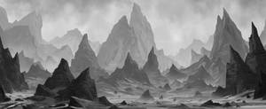 Pointy Mountains