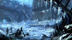Ice Age by JoakimOlofsson