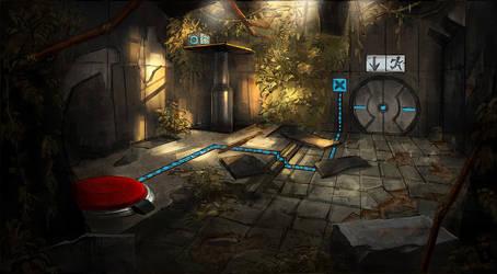 Portal 2 by JoakimOlofsson