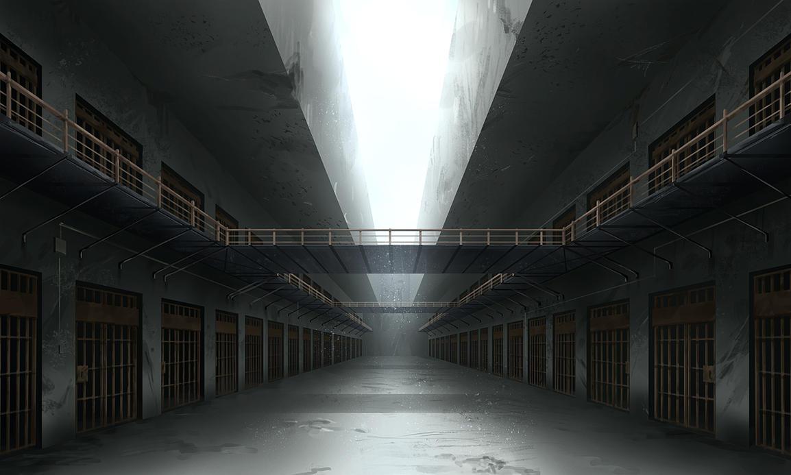 Prison by JoakimOlofsson