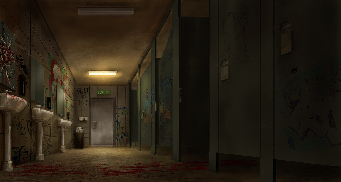 Public Toilet by JoakimOlofsson