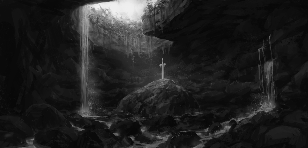 Master Sword by JoakimOlofsson