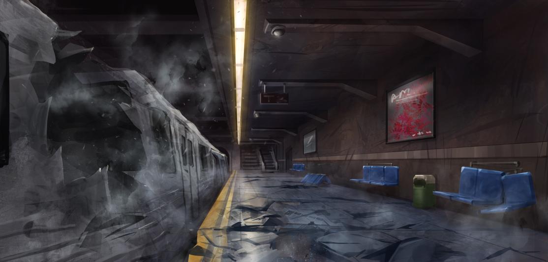 Subway by JoakimOlofsson