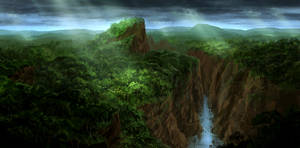 Rainforest Mountains