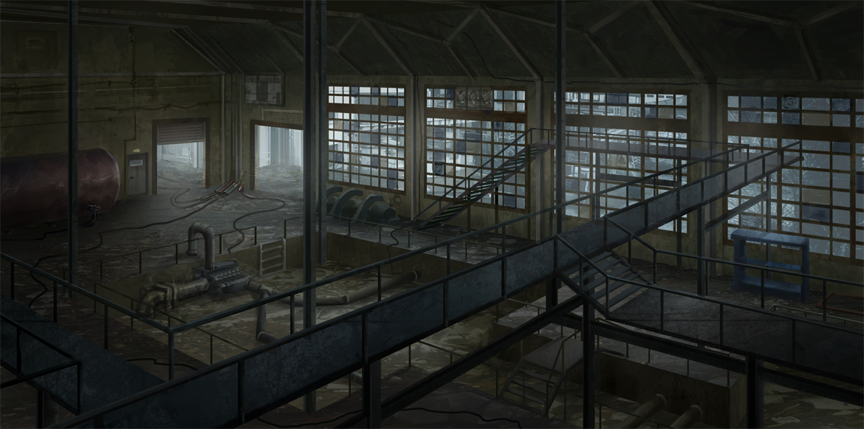 Factory by JoakimOlofsson