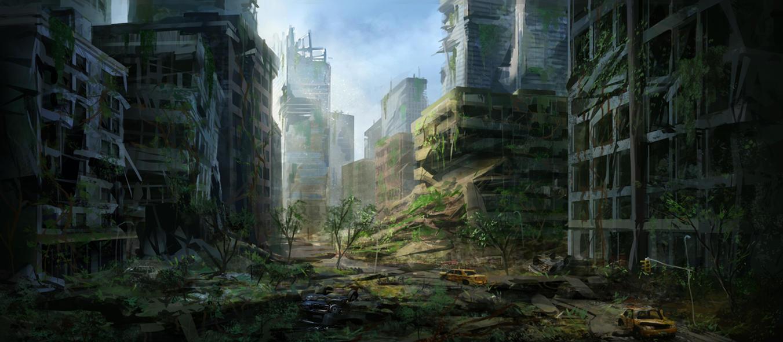 Overgrown by JoakimOlofsson