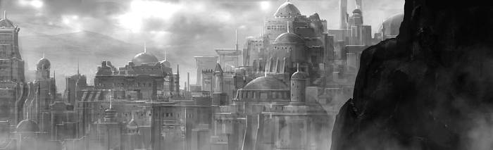 Ancient City by JoakimOlofsson