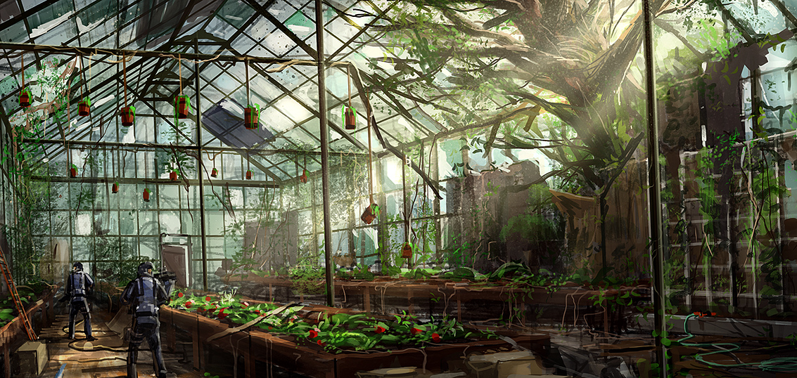 Greenhouse By Joakimolofsson On Deviantart