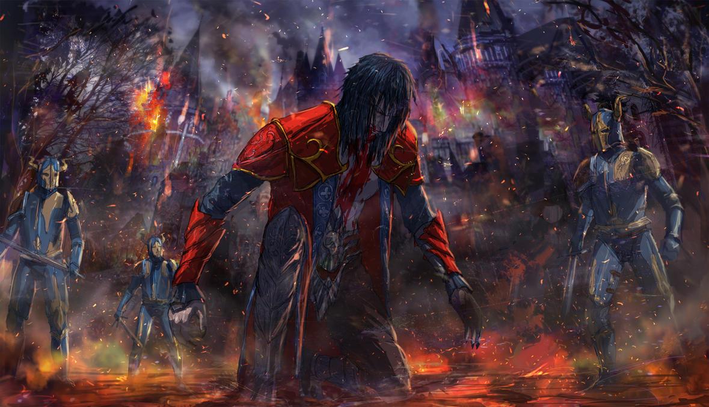 Castlevania by JoakimOlofsson