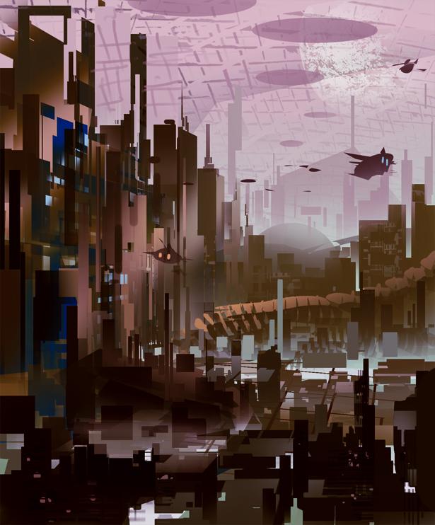 Dark City by JoakimOlofsson