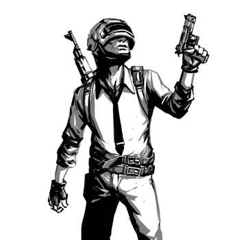 pubg character png