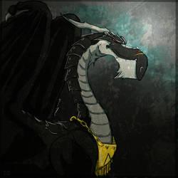 Dragon by I-Zet
