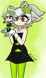 Marie, Marie, Marie, and Marie  by M-D-47