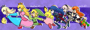 Smash Fighters Again*
