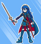 Just a Lucina by M-D-47