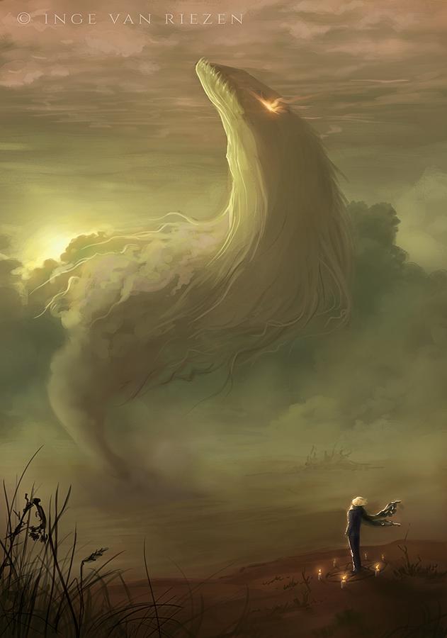 Sand spirit by Virtuxa