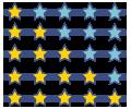 Star Progress Bars + 5 star rating system by OddPenguin