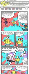 Odd Ones pg117: SON of man, or man of SIN? by OddPenguin