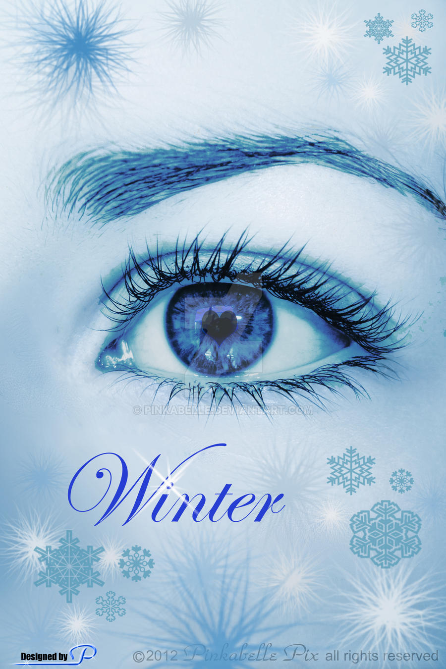 Heart of Winter by Pinkabelle